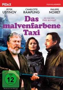 Das malvenfarbene Taxi, DVD