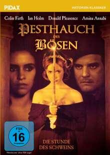 Pesthauch des Bösen - Die Stunde des Schweins, DVD