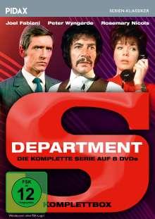 Department S (Komplette Serie), 8 DVDs