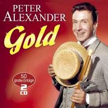 Peter Alexander (1926-2011): Gold: 50 große Erfolge, 2 CDs