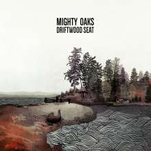 """Mighty Oaks: Driftwood Seat (Limited-Edition), 1 Single 10"""" und 1 CD"""
