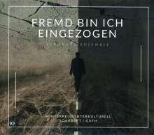 Maximilian Guth (geb. 1992): Fremd bin ich eingezogen, CD