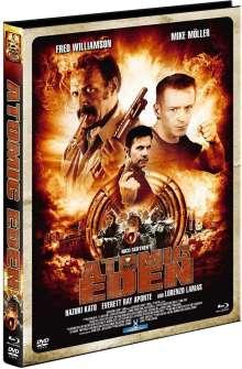 Atomic Eden (Blu-ray & DVD im Mediabook), 2 Blu-ray Discs