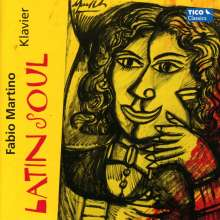 Fabio Martino: Latin Soul, CD