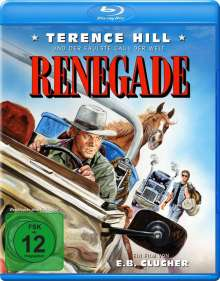 Renegade (Blu-ray), Blu-ray Disc
