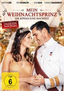 Mein Weihnachtsprinz - Die königliche Hochzeit, DVD