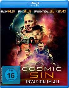 Cosmic Sin - Invasion im All (Blu-ray), Blu-ray Disc