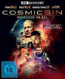 Cosmic Sin - Invasion im All (Ultra HD Blu-ray), Ultra HD Blu-ray