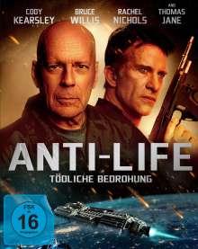 Anti-Life - Tödliche Bedrohung (Blu-ray), Blu-ray Disc