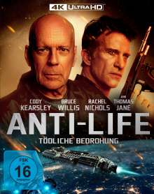 Anti-Life - Tödliche Bedrohung (Ultra HD Blu-ray), Ultra HD Blu-ray