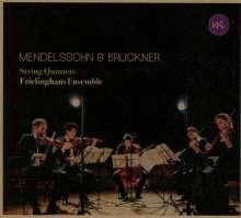 Felix Mendelssohn Bartholdy (1809-1847): Streichquintett Nr.2 op.87, CD