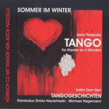 "Katrin Dorn liest Tango-Geschichten ""Sommer im Winter"", CD"