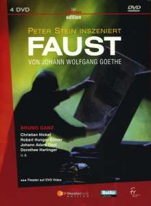 Faust, 4 DVDs