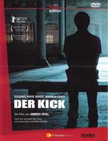 Der Kick, DVD