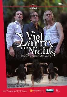 Viel Lärm um nichts (2008), DVD