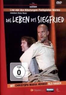 Das Leben des Siegfried, DVD