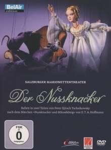 Peter Iljitsch Tschaikowsky (1840-1893): Der Nußknacker op.71, DVD
