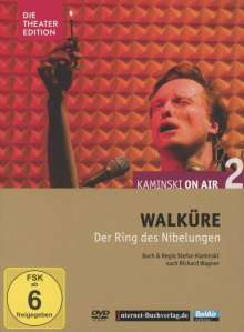 Richard Wagner (1813-1883): Kaminski on Air 2 - Walküre (Hörspiel-Theater), DVD