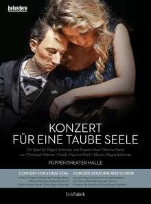 Ragna Schirmer - Konzert für eine taube Seele, DVD