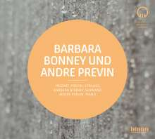 Barbara Bonney - Barbara Bonney und Andre Previn, CD
