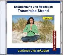 Entspannung und Meditation - Traumreise Strand, CD