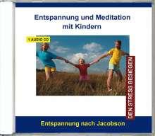 Entspannung und Meditation mit Kindern, CD
