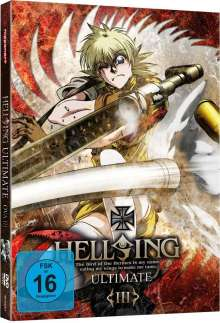 Hellsing Ultimative OVA Vol. 3 (Mediabook), DVD