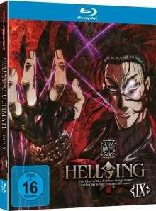 Hellsing Ultimative OVA Vol. 9 (Blu-ray im Mediabook)