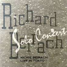 Richie Beirach (geb. 1947): Piano Solo: Live In Tokyo, CD