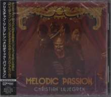 Christian Liljegren: Melodic Passion, CD