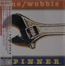 Brian Eno & Jah Wobble: Spinner (Papersleeve) (UHQ-CD), CD