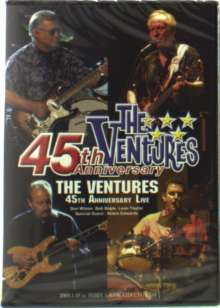 The Ventures: 45Th Anniversary Concert, DVD