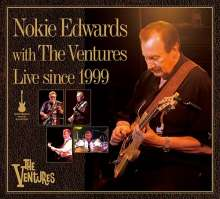 The Ventures: Nokie Edwards With The Ventures Live Since 1999, 5 CDs