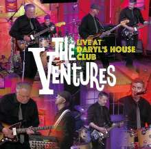 The Ventures: Live At Daryl's House Club, 2 CDs
