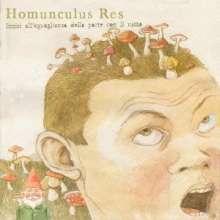 Homunculus Res: Limiti All'Eguaglianza Della Parte Con Il Tutto, CD