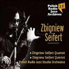 Zbigniew Seifert (1946-1979): Polish Radio Jazz Archives 32 (Digipack), CD