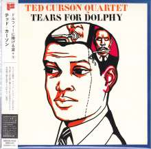 Ted Curson (geb. 1935): Tears For Dolphy, CD