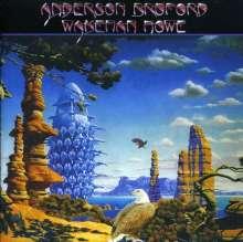 Anderson, Bruford, Wakeman & Howe: Anderson Bruford Wakeman Howe, 2 CDs