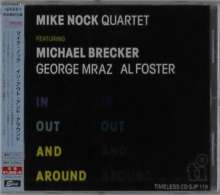 Mike Nock (geb. 1940): In Out And Around (remastered) (Limited Edition), CD