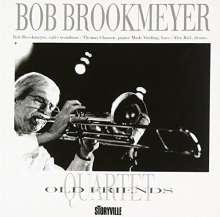 Bob Brookmeyer (1929-2011): Old Friends, CD