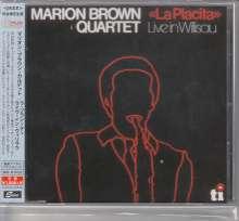 Marion Brown (1931-2010): La Placita: Live In Willisau 1977, CD