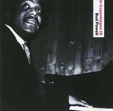 Bud Powell (1924-1966): In Copenhagen, CD