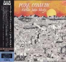 Father John Misty: Pure Comedy +Bonus, CD