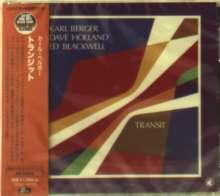 Karl Berger, Ed Blackwell & Dave Holland: Transit, CD