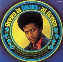 Al Green: Green Is Blues, CD