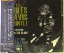 Miles Davis & John Coltrane: All Of You: The Last Tour 1960 Vol.1, 2 CDs