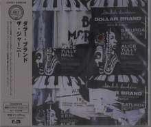 Abdullah Ibrahim (Dollar Brand) (geb. 1934): The Journey, CD