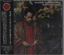 Lucky Thompson (1924-2005): I Offer You, CD