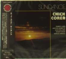 Chick Corea (geb. 1941): Sundance, CD