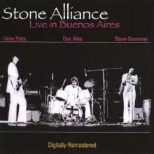 Stone Alliance: Live In Buenos Aires, CD